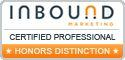 nancy loderick hubspot-honors-certified-professional