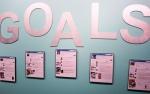 set goals for success