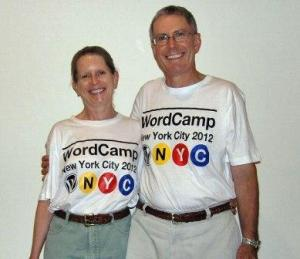 wordcamp nyc 2012 tshirts