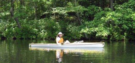 kayaking and gratitude