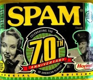 warning about spam guest bloggers