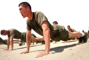 insanity boot camp workout