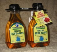 costco blue agave syrup