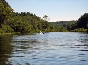 nancy on charles river