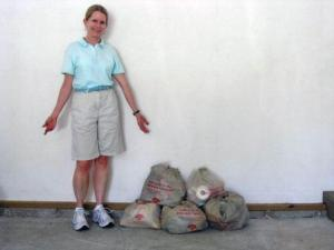 nancy loderick closet trash