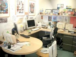 nancy loderick messy office