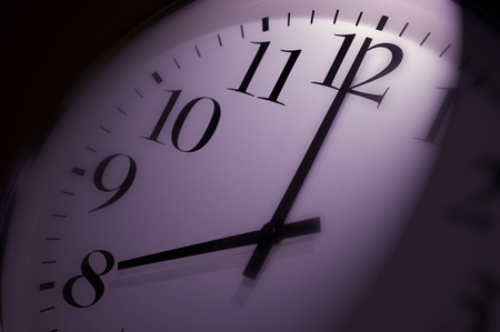 800 pm clock