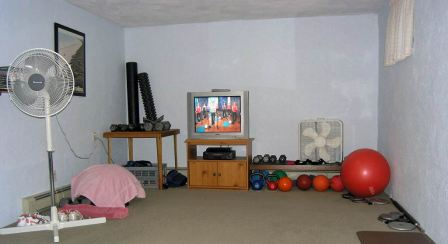 nancy workout space