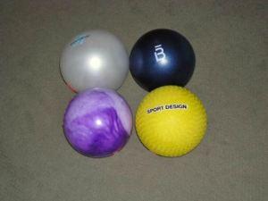 barre balls