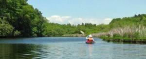 mr ken in kayak