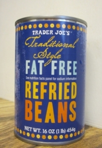 trader joes refried beans
