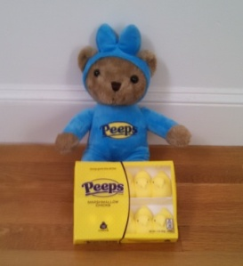 Peep bear
