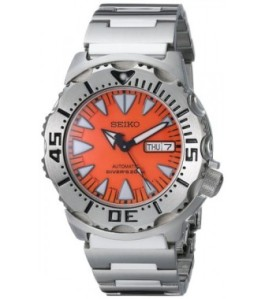kens orange monster watch