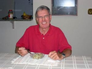 mr. ken and healthy eating