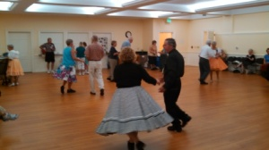 square dancing 1