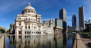 christian science plaza