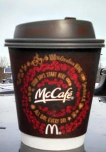 mcdonalds cheap coffee