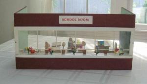 school house front