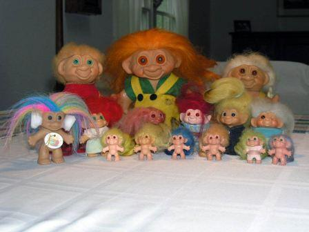 the troll family