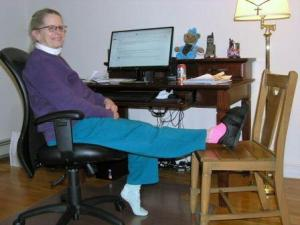 nancy foot surgery