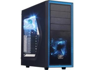 computer case with window