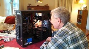 mr ken building computer