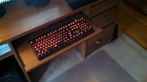 geeky keyboard
