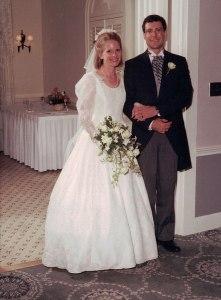 nancy and ken wedding