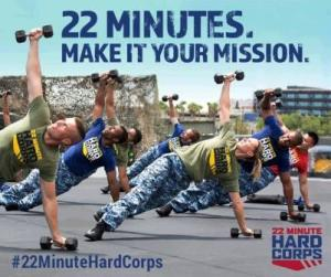 hard corps boot camp