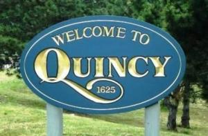quincy massachusetts