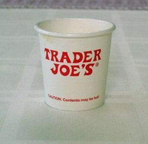 trader joes free coffee