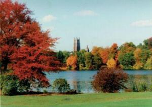 wellesley college lake waban