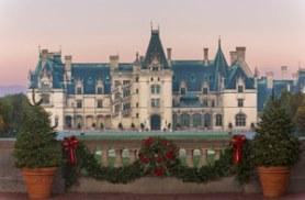 estate at christmas