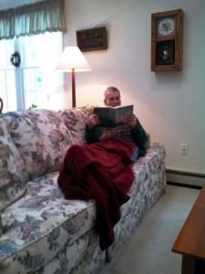 Ken the book reader