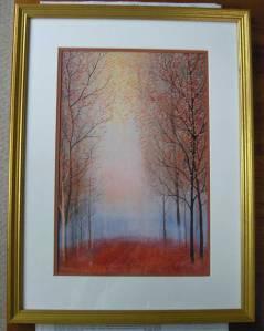 asheville tree print