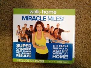 leslie sansone miracle miles