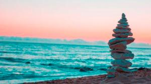 peaceful image