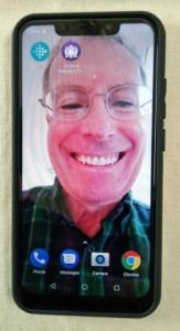 mr ken selfie