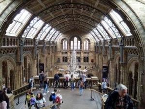 inside british museum