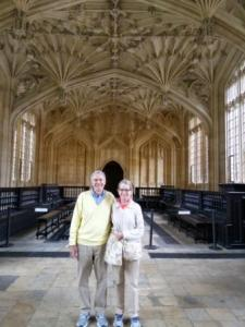 nancy and ken at oxford
