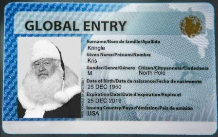 global entry id