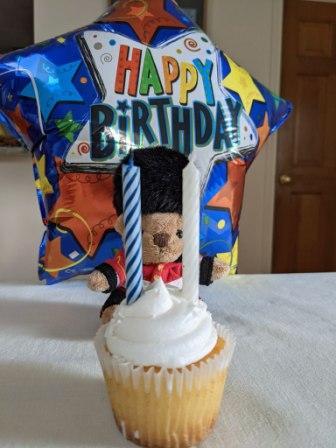sir oliver 2nd birthday