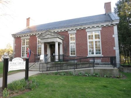 windsor vt library